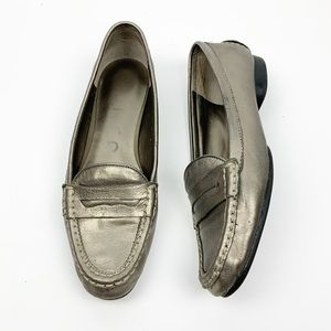 Unisa | Pewter Loafers